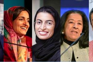 donne arabe potenti