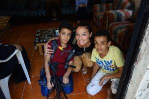 Matrimonio siriano, il progetto editoriale di Laura Tangherlini