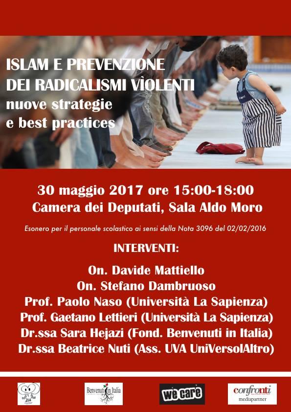 Islam e prevenzione dei radicalismi violenti