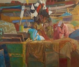 03. Vito Tongiani, Al porto di Mogador