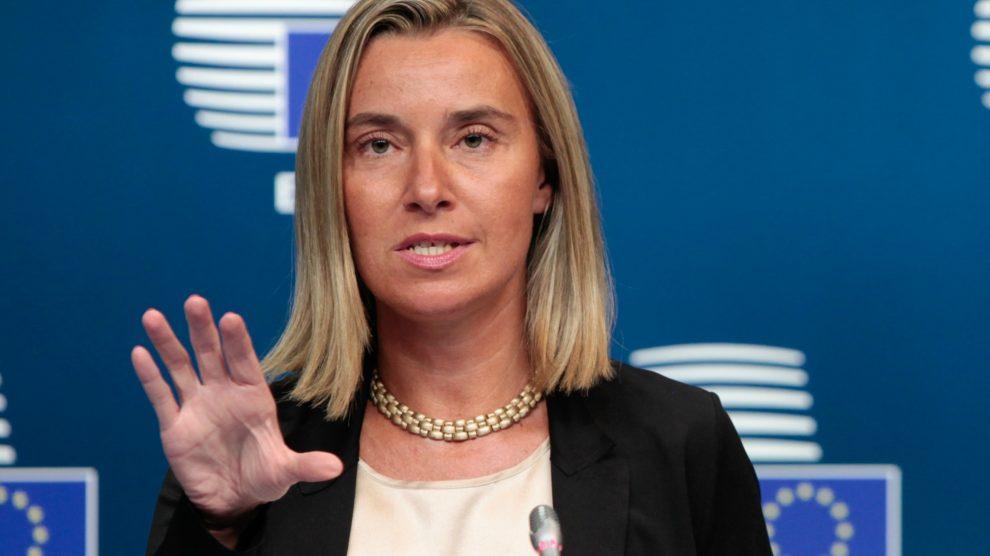 Golan: Mogherini, Ue non riconosce sovranità Israele - Politica